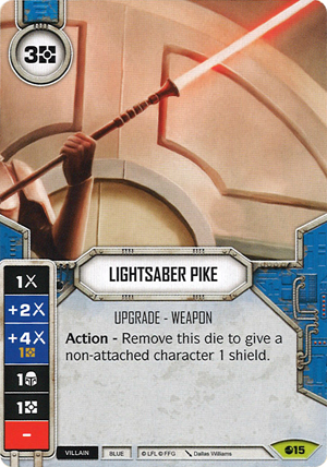 Lightsaber Pike