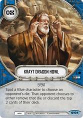 Krayt Dragon Howl