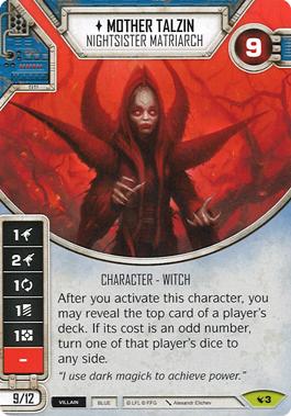 Mother Talzin - Nightsister Matriach