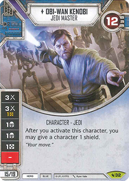 Obi-Wan Kenobi - Jedi Master