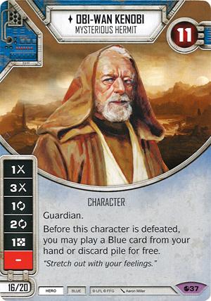 Obi-Wan Kenobi - Mysterious Hermit