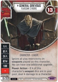 General Grievous - Fearsome Cyborg