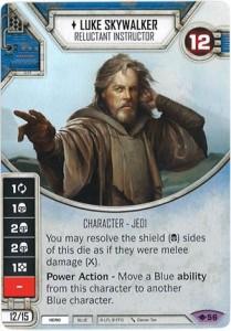 Luke Skywalker - Relcutant Instructor