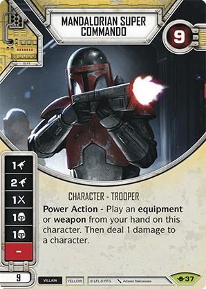 Mandalorian Super Commando