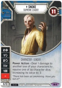 Snoke - Supreme Leader