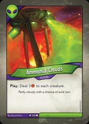 Ammonia-Clouds