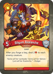 Bilgum Avalanche