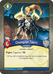 Champion Tabris