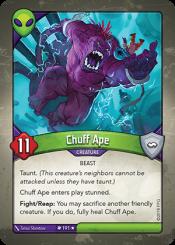 Chuff Ape