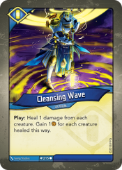 Cleansing Wave
