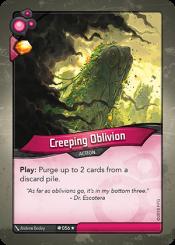Creeping Oblivion