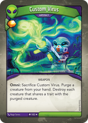 Custom Virus