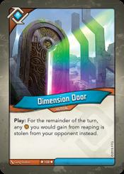 Dimension Door