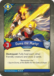 Duma the Martyr