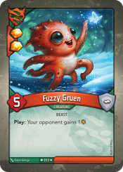 Fuzzy Gruen