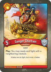 Ganger Chieftain