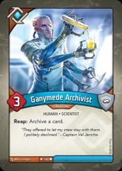Ganymede Archivist