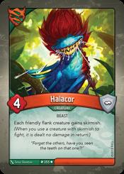 Halacor