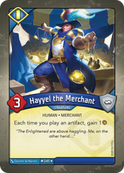 Hayyel the Merchant