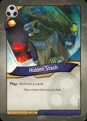 Hidden Stash