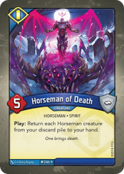 Horseman of Death