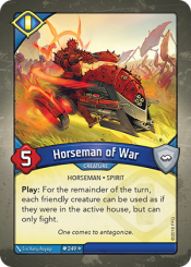 Horseman of War