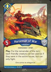 Horseman of War