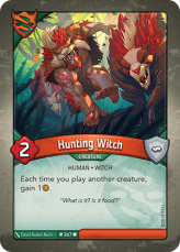 Hunting Witch