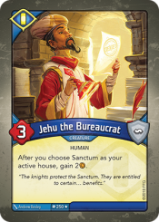 Jehu the Bureaucrat