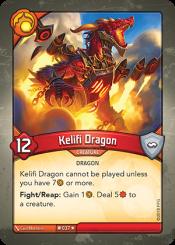 Kelifi Dragon