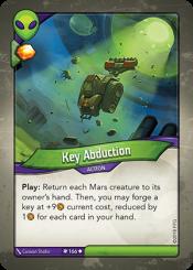 Key Abduction