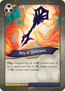 Key of Darkness