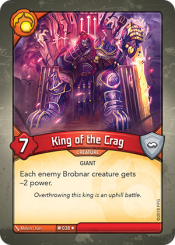 King of the Crag