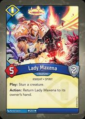 Lady Maxena