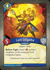 Lord Golgotha