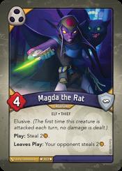 Magda the Rat