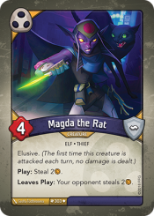 Magda the Rat