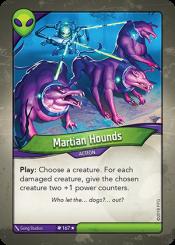 Martian Hounds