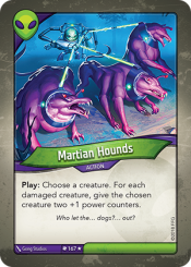 Martian Hounds