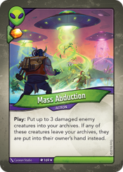 Mass Abduction