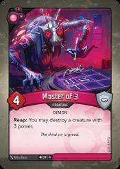 Master of 3