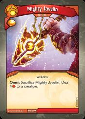 Mighty Javelin