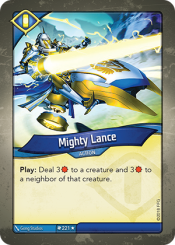 Mighty Lance