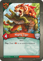 Mighty Tiger