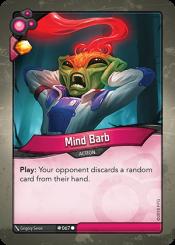 Mind Barb