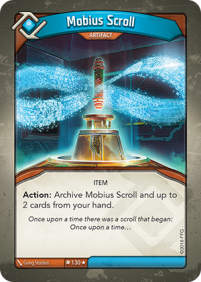 Mobius Scroll