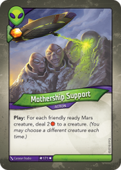 Mothership Support