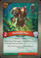 Mushroom Man