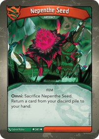 Nepenthe Seed