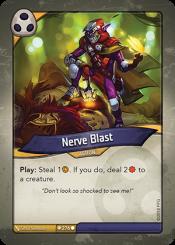 Nerve Blast